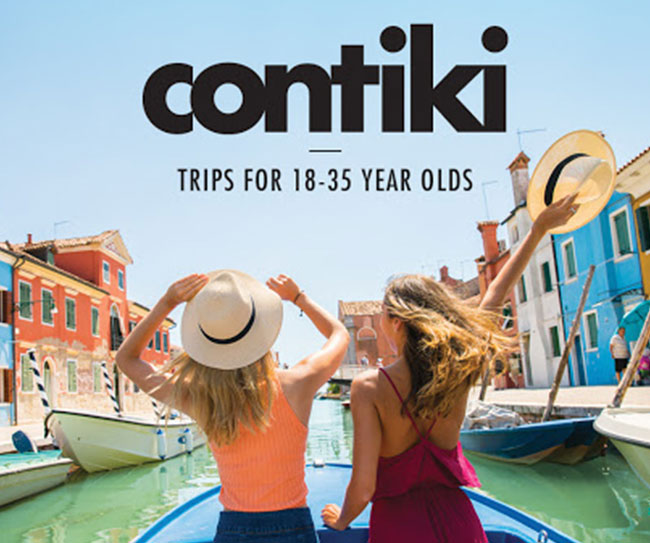 Contiki Vacations