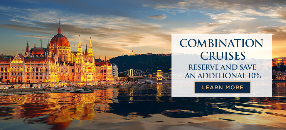 Reserve a Combination River Cruise and Save an Additional 10% on Your Second One