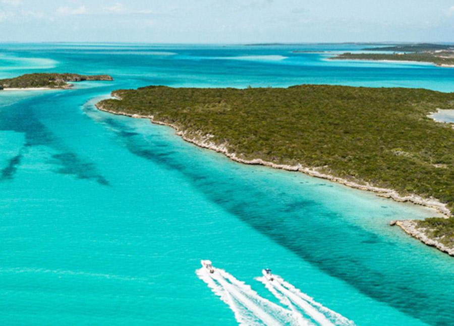 The Bahamas From Miami, FL